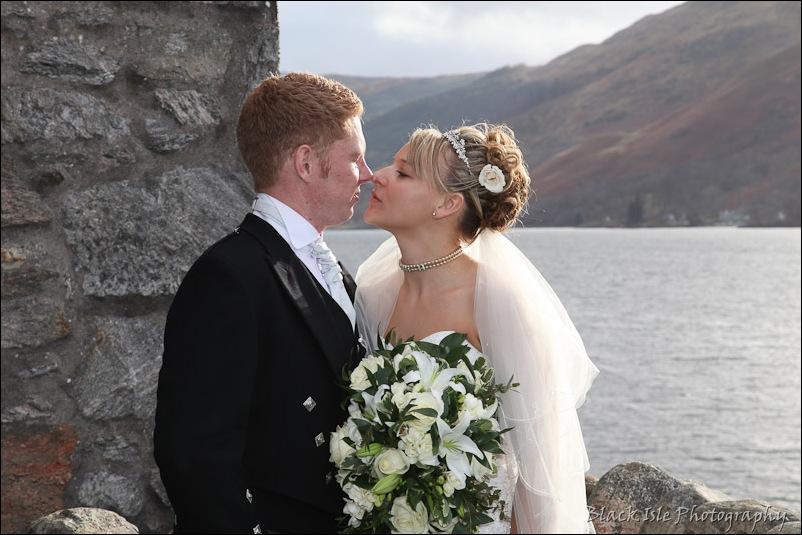 Wedding photography Eilean Donan Castle-24