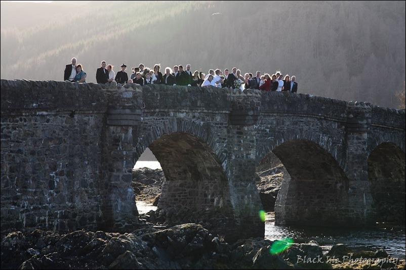 Wedding photography Eilean Donan Castle-31