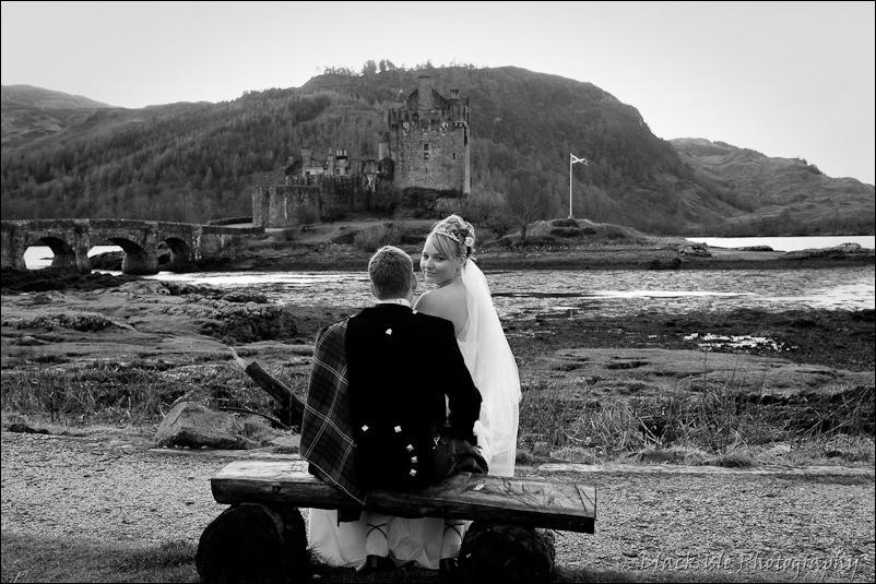 Wedding photography Eilean Donan Castle-32