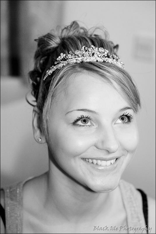 Wedding photograph Eilean Donan Castle-6