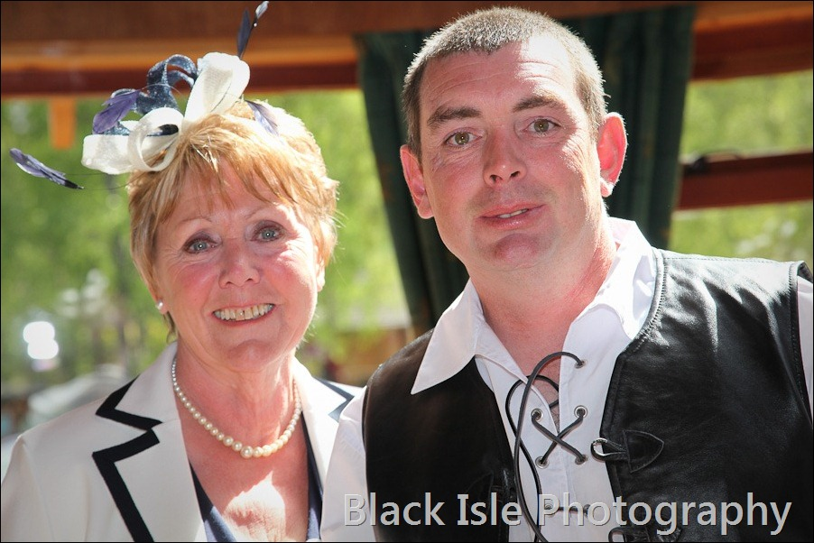 wedding photograph Loch Insh watersports Centre-2