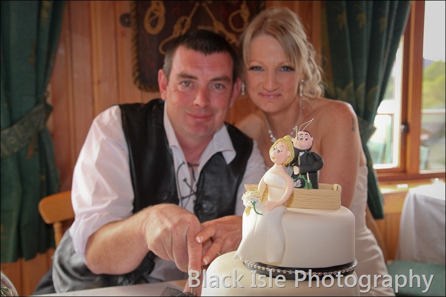 wedding photograph Loch Insh watersports Centre-35