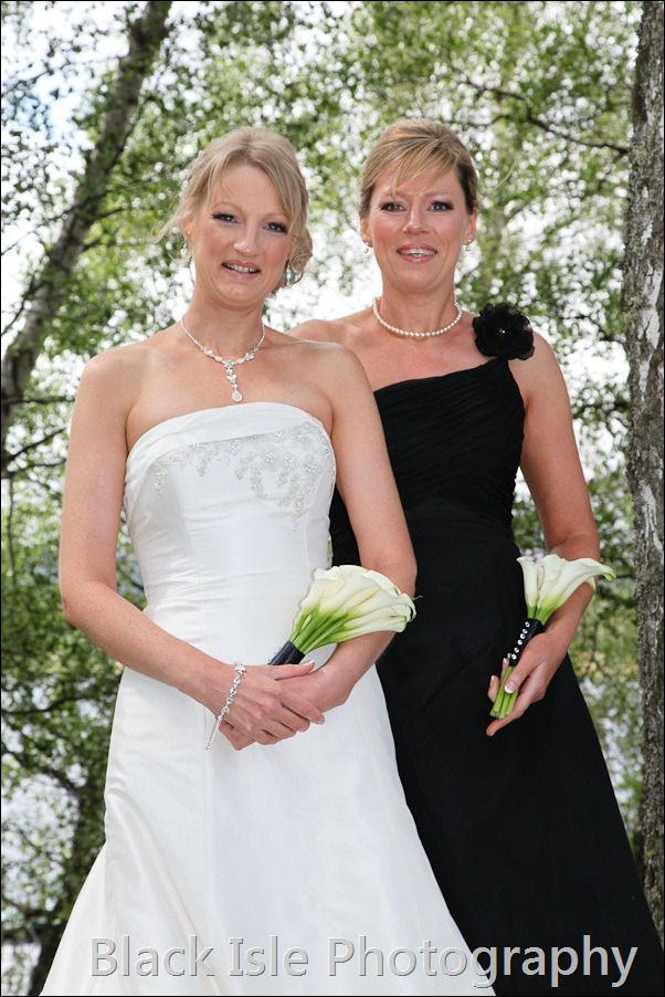 wedding photograph Loch Insh watersports Centre-8