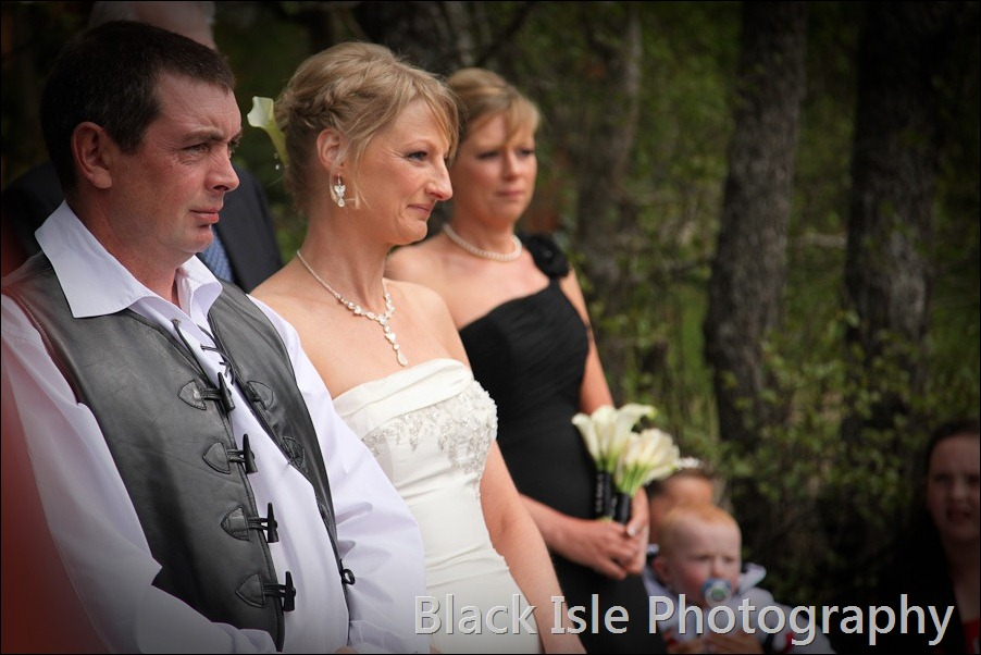 wedding photograph Loch Insh watersports Centre-9