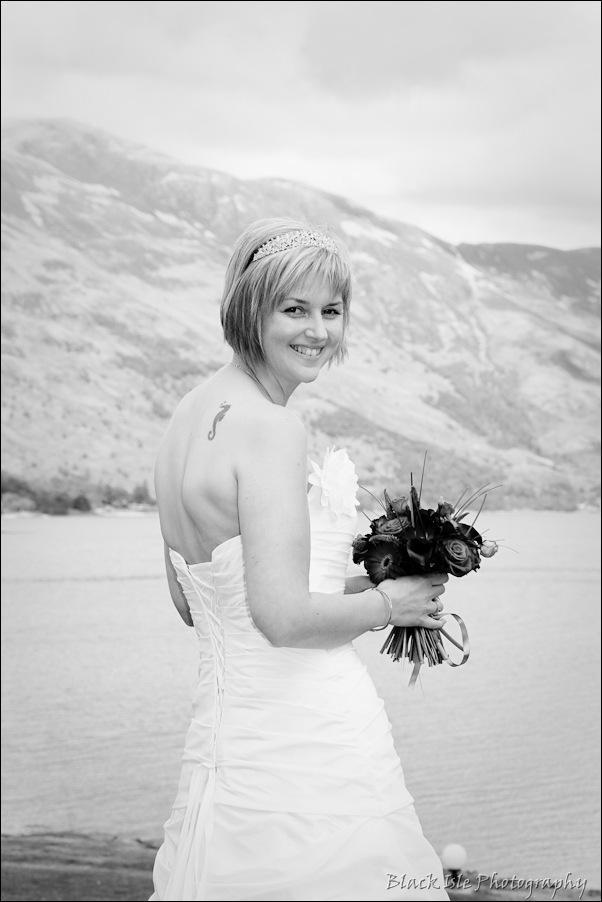 Wedding photography at the Isles of Glencoe Hotel, Highlands-26