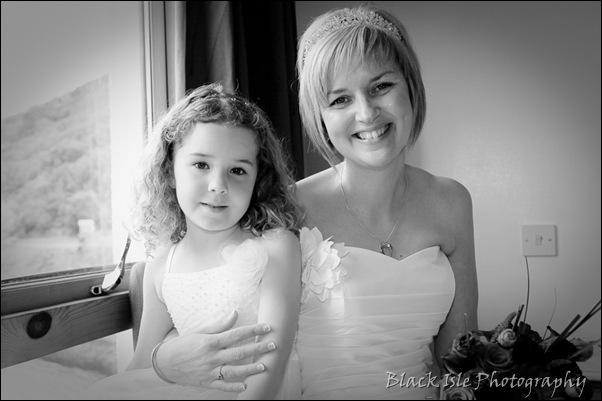 Wedding photography at the Isles of Glencoe Hotel, Highlands-2