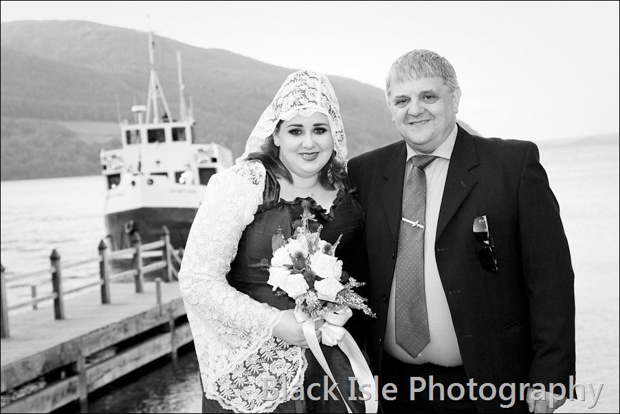 Wedding photographs at Urguhart Castle-7 - Copy