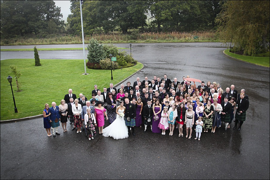 Lyndsey and Jamie wedding photographs at New Drumossie Hotel Inverness-1-2