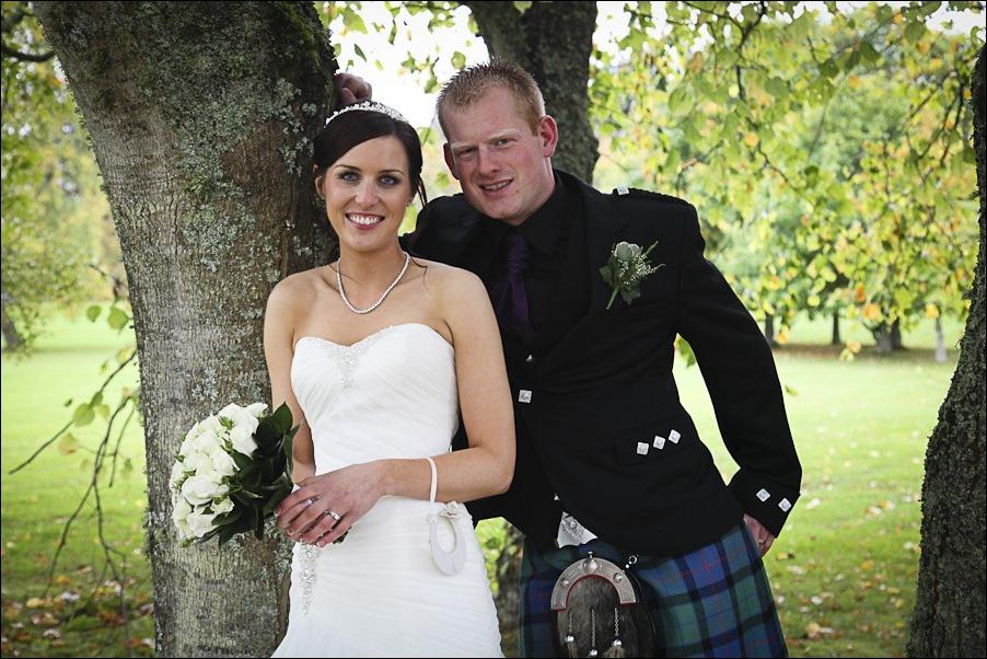 Lyndsey and Jamie wedding photographs at New Drumossie Hotel Inverness-11