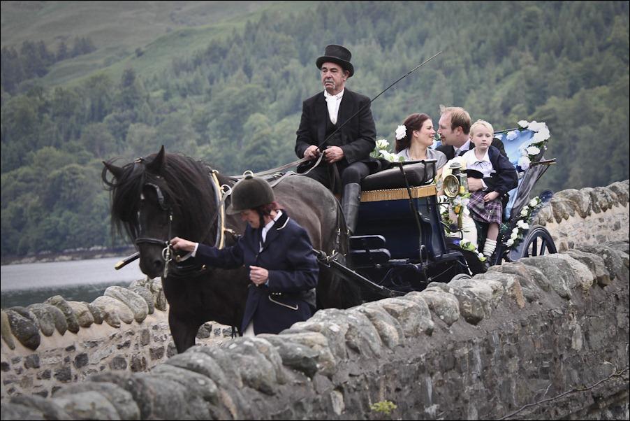 Ellean Donan Castle