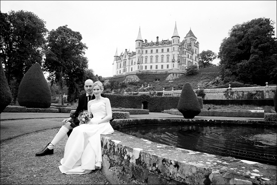 Wedding photography at Dunrobin Castle Scotland-1111-3