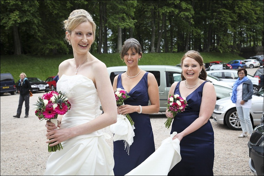 Wedding photography at Dunrobin Castle Scotland-1114