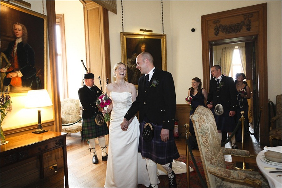 Wedding photography at Dunrobin Castle Scotland-1120
