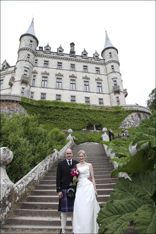 Wedding photography at Dunrobin Castle Scotland-1131