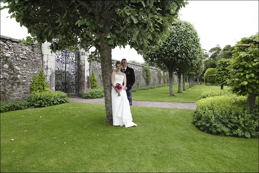 Wedding photography at Dunrobin Castle Scotland-1144