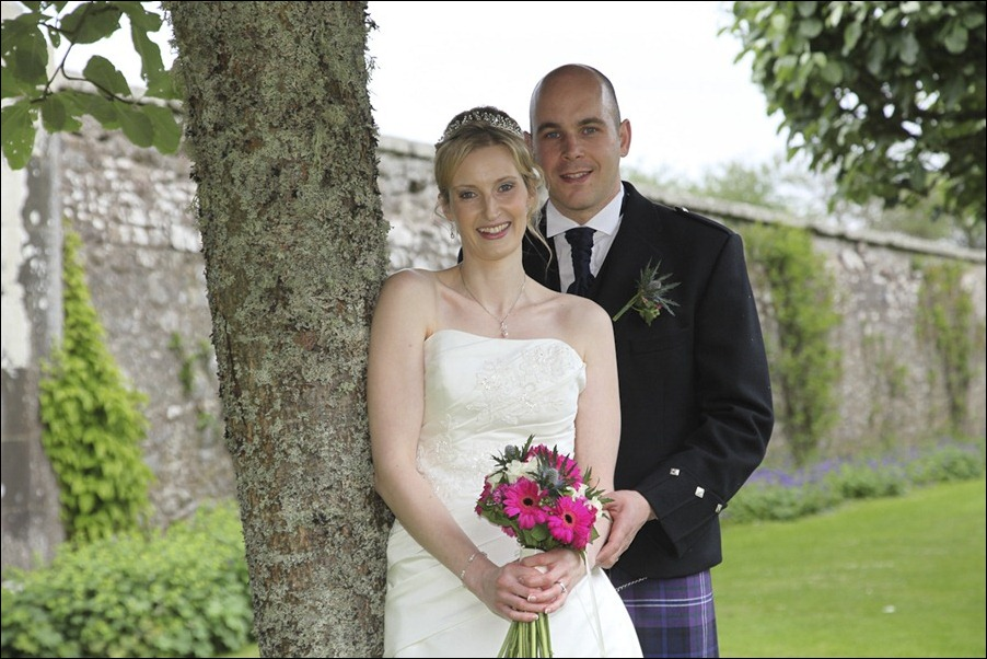 Wedding photography at Dunrobin Castle Scotland-1145