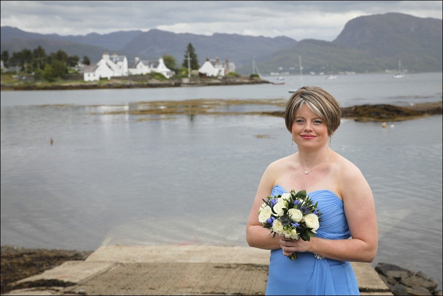 wedding photgraphy on the Sula Mhor sailing out of Plockton, Scotland-8153