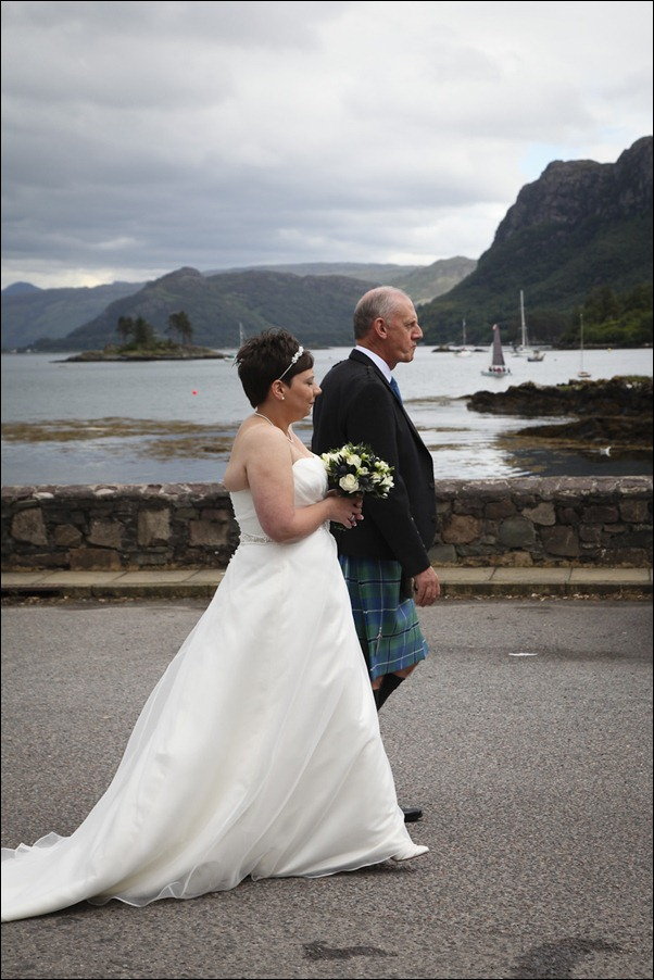 wedding photgraphy on the Sula Mhor sailing out of Plockton, Scotland-8178