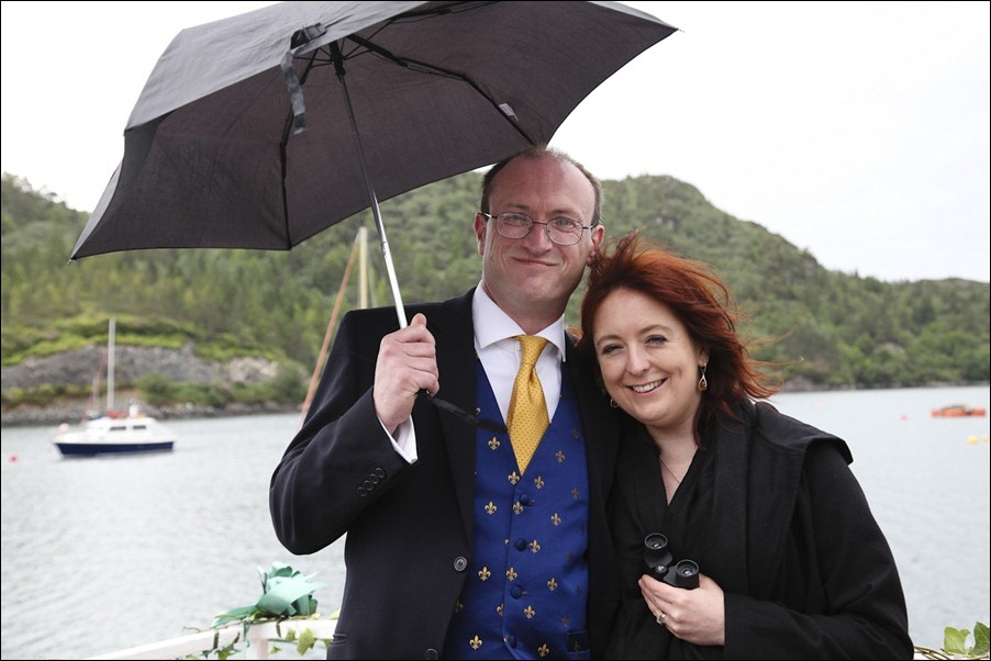 wedding photgraphy on the Sula Mhor sailing out of Plockton, Scotland-8233