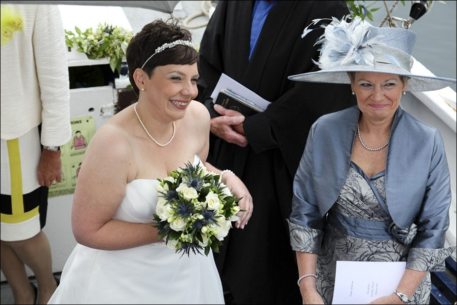 wedding photgraphy on the Sula Mhor sailing out of Plockton, Scotland-8243