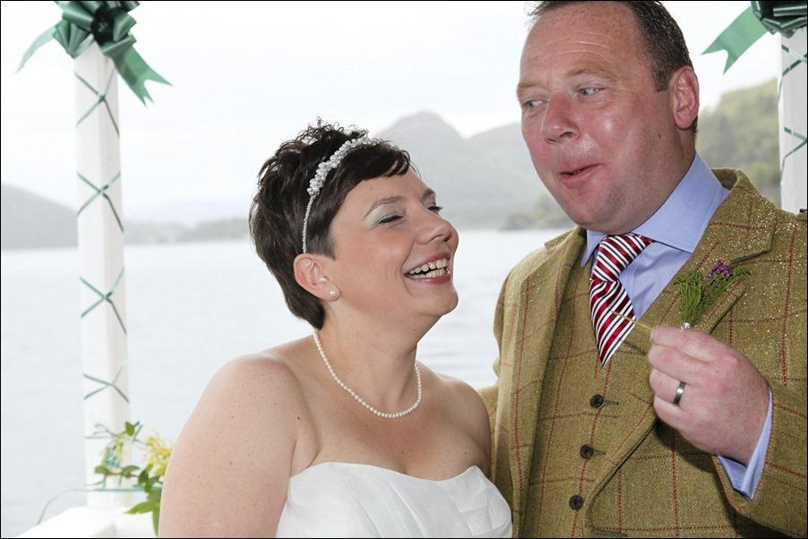 wedding photgraphy on the Sula Mhor sailing out of Plockton, Scotland-8357