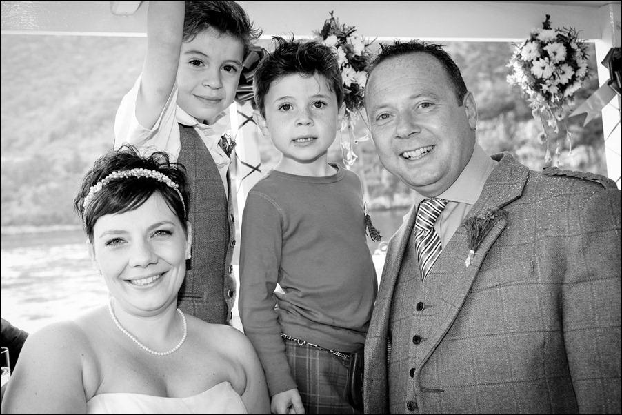 wedding photgraphy on the Sula Mhor sailing out of Plockton, Scotland-8378-2