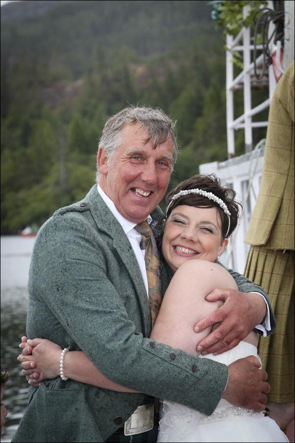 wedding photgraphy on the Sula Mhor sailing out of Plockton, Scotland-8408