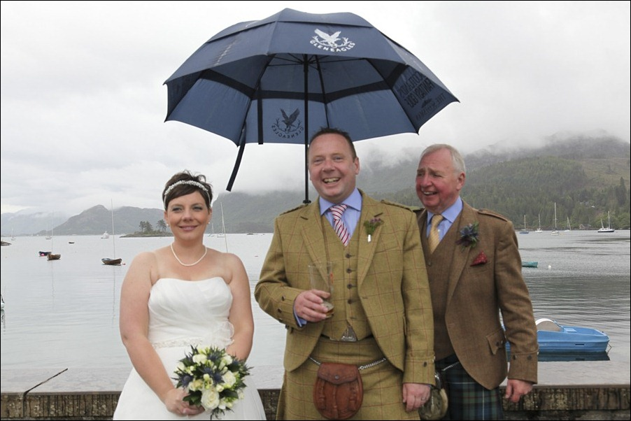 wedding photgraphy on the Sula Mhor sailing out of Plockton, Scotland-8507