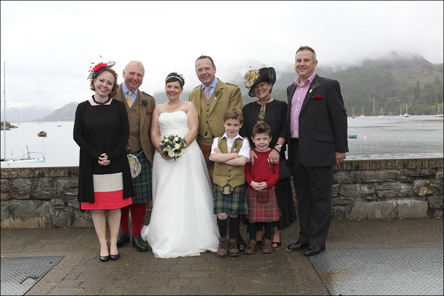 wedding photgraphy on the Sula Mhor sailing out of Plockton, Scotland-8524