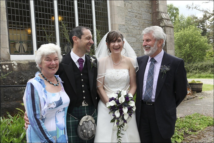 Wedding photograph at Alvie House, Highlands -9285