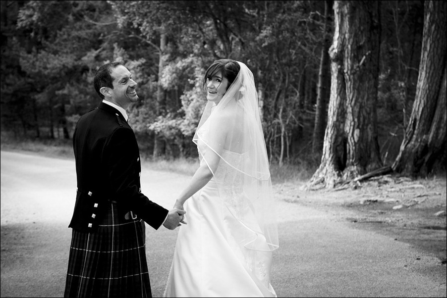 Wedding photograph at Alvie House, Highlands -9391-2