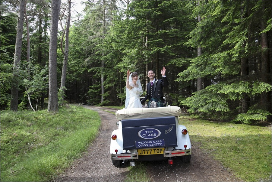 Wedding photograph at Alvie House, Highlands -9431