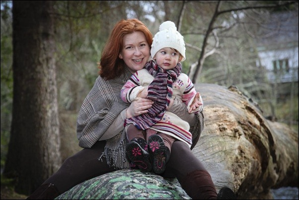 Family portrait photography at Ness Islands, Inverness, Highlands-5248