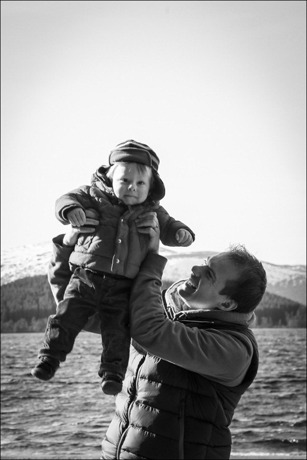 Family portrait photographs at Loch Morlich, Rothiemurchus-5768