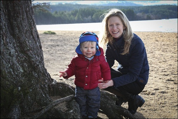 Family portrait photographs at Loch Morlich, Rothiemurchus-5781