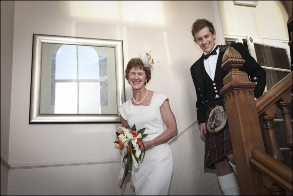 Wedding photograph at Loch Ness Country House Hotel, Inverness, Highlands-8920
