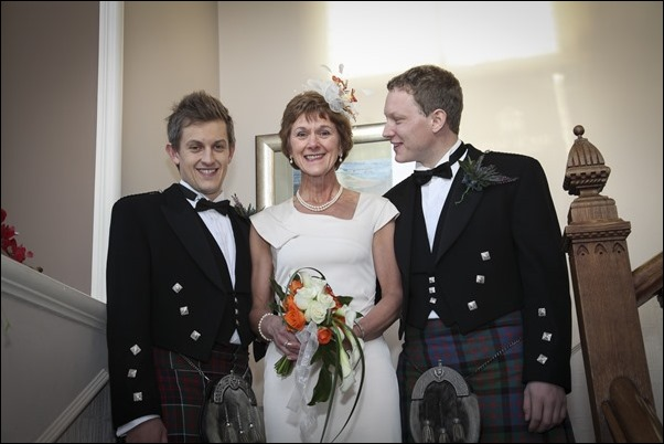 Wedding photograph at Loch Ness Country House Hotel, Inverness, Highlands-8924