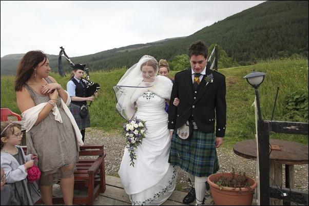 Wedding photography at Eagle Barge Inn, Laggan-1841