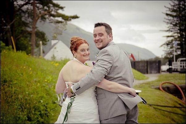 Wedding photography at Eagle Barge Inn, Laggan-2015