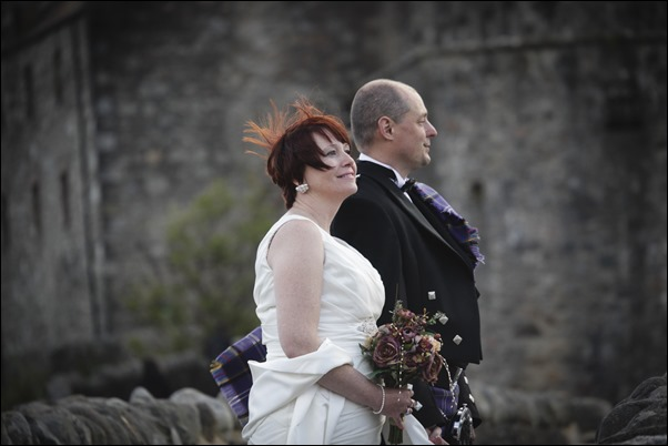 Wedding photography at Eilean Donan Castle-5178