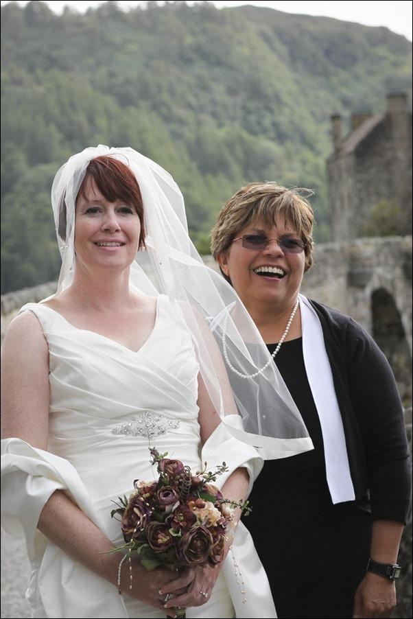Wedding photography at Eilean Donan Castle-6171
