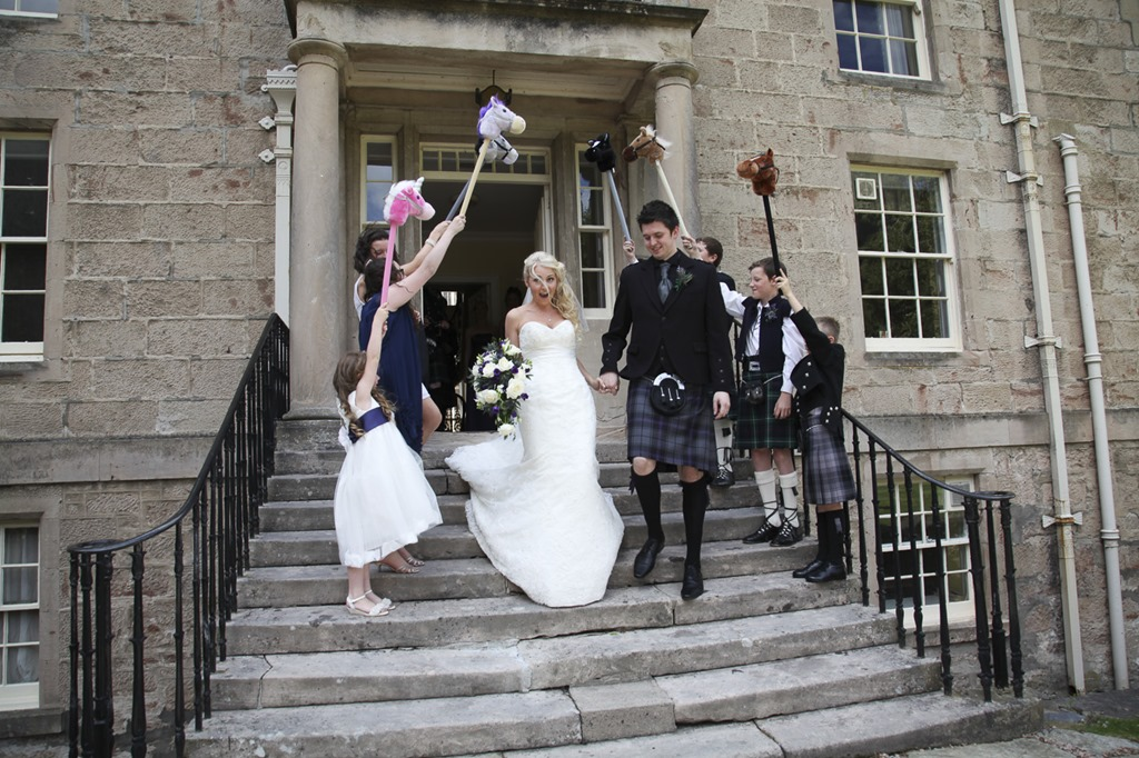 Coul House Hotel Wedding