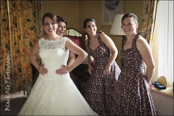 Wedding photography at Bunchrew House Hotel, Highlands-6060