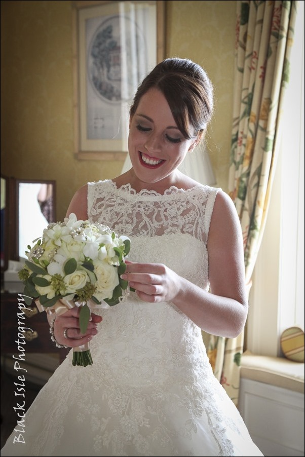 Wedding photography at Bunchrew House Hotel, Highlands-6113