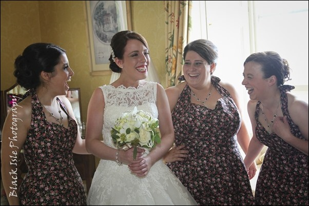 Wedding photography at Bunchrew House Hotel, Highlands-6121