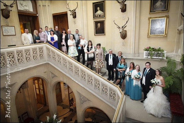 wedding photography at Dunrobin Castle-7174