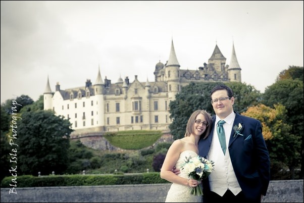 wedding photography at Dunrobin Castle-7243-2