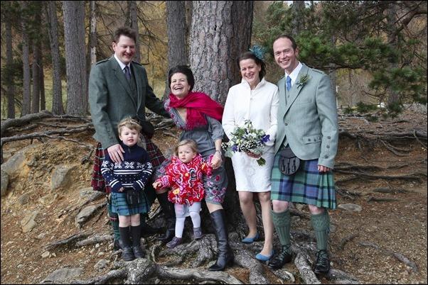 wedding photography at Loch an Eilein-0912
