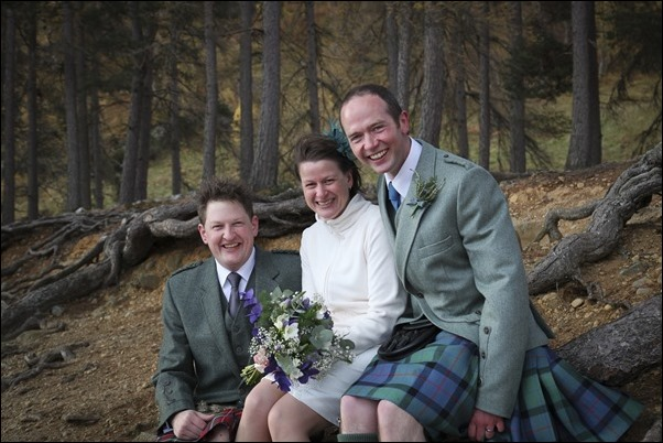 wedding photography at Loch an Eilein-1125