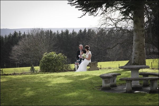 Wedding photography at Kincraig Castle Hotel, Inverngordon, highlands-9293